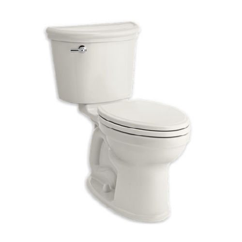 American Standard 212AA.104.020 Champion Elongated Two Piece Toilet White
