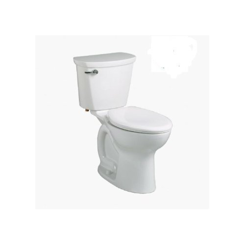 American Standard 215AB.104.021 Cadet Elongated Two Piece Toilet Bone
