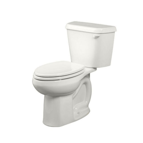 American Standard 221AA.105.020 Colony Elongated Two Piece Toilet White