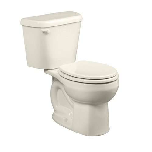 American Standard 221DA.104.222 Colony Round Two Piece Toilet Linen