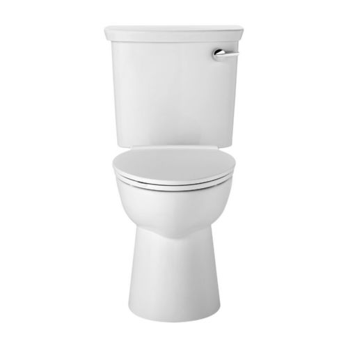 American Standard 238AA.105.020 Vormax Elongated Two Piece Toilet White