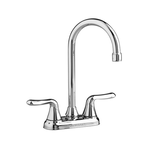 American Standard 2475.500.002 Colony Soft Centerset Bar Faucet 2475500.002 Polished Chrome
