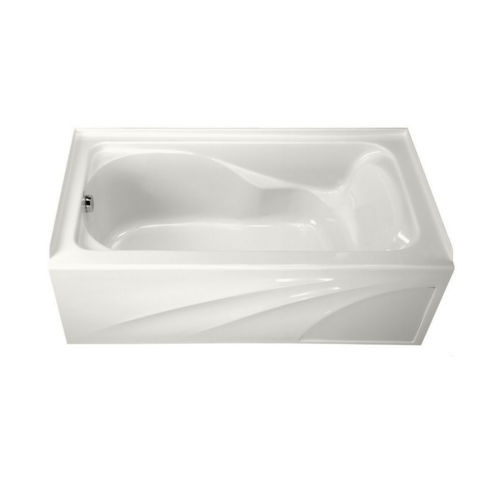 American Standard 2776.202.020 Cadet Soaking Bathtub White