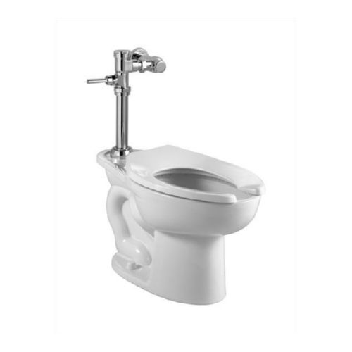 American Standard 2855.128.020 Madera Elongated Two Piece Toilet White