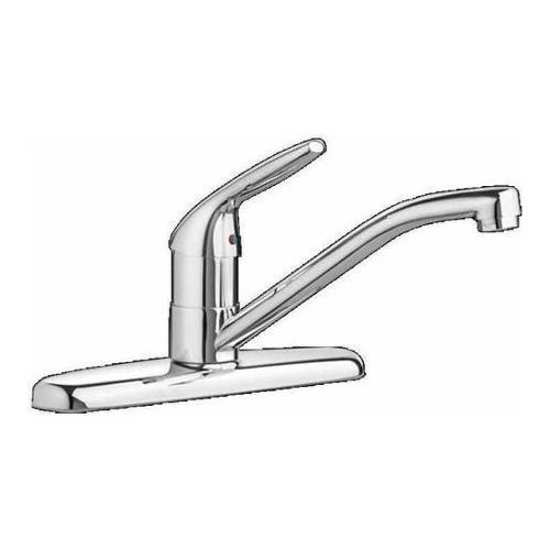 American Standard 4175.700.F15.002 Colony Single Hole Kitchen Faucet 4175700F15.002 Polished Chrome