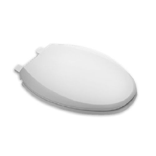 American Standard 5257A.65D.020 Plastic Elongated Toilet Seat White