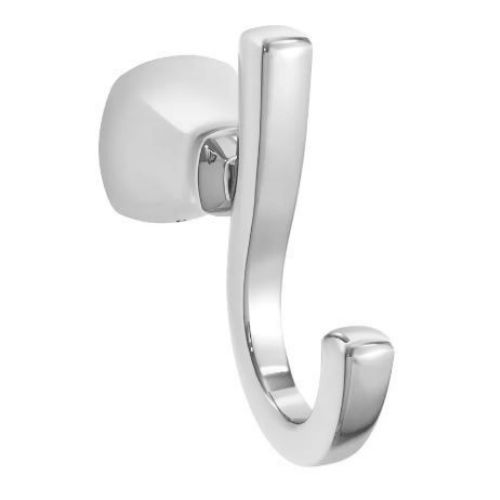 American Standard 7018.210.002 Edgemere Robe Hook Polished Chrome