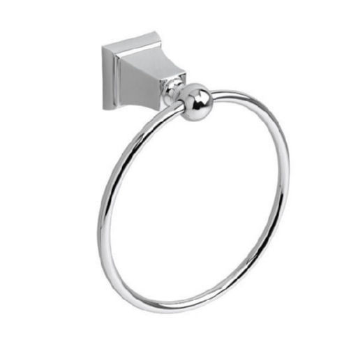 American Standard 8338.190.002 Towel Ring Polished Chrome