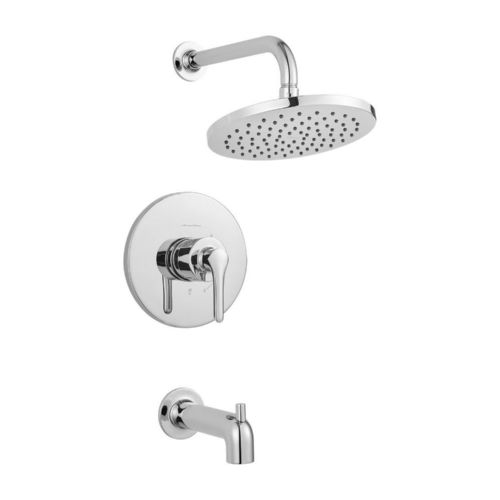 American Standard T105.502.002 Urban Tub and Shower Faucet Chrome