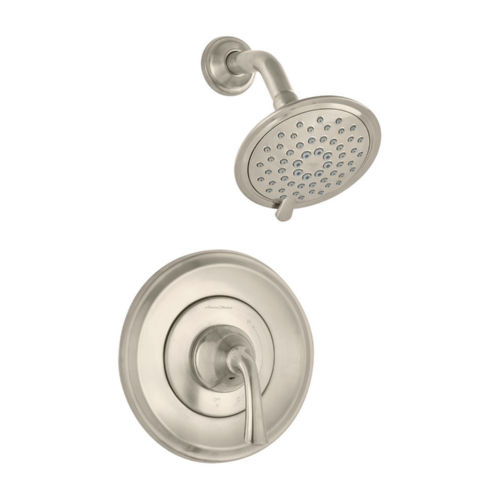 American Standard T106.501.295 Patience Shower Faucet Brushed Nickel