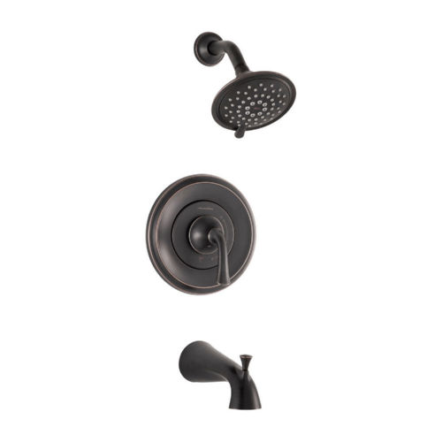 American Standard T106.502.278 Patience Tub and Shower Faucet Legacy Bronze