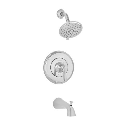 American Standard T106.508.002 Romantic Tub and Shower Faucet Chrome