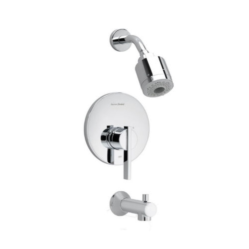 American Standard T430.508.002 Berwick Tub and Shower Faucet Polished Chrome