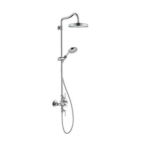 Hansgrohe 16574821 Axor Montreux Shower Faucet Brushed Nickel