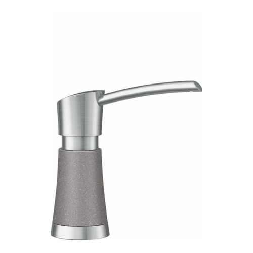 Blanco 442052 Artona Kitchen Soap Dispenser Metallic Gray