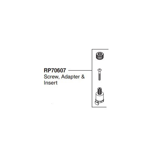 Delta RP70607 Brizo Charlotte Adapter Screw