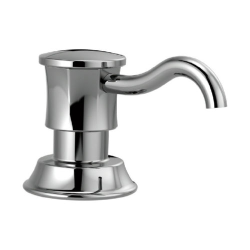 Delta RP81908PC Brizo Coltello Kitchen Soap Dispenser Chrome
