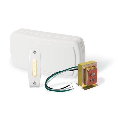 Broan NuTone BK115LWH Door Bell Chime White