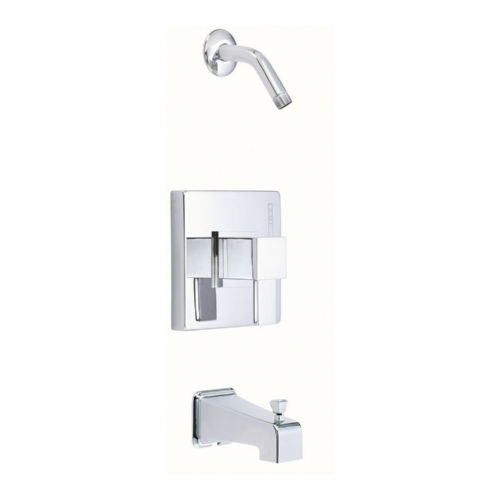 Danze D500033LST Reef Tub and Shower Faucet Chrome