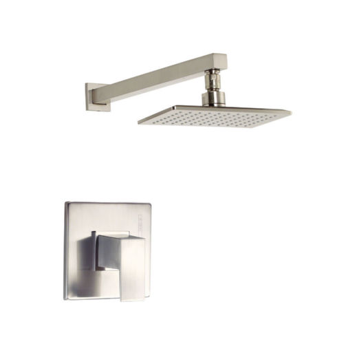 Danze D500562BNT Mid-Town Shower Faucet Brushed Nickel