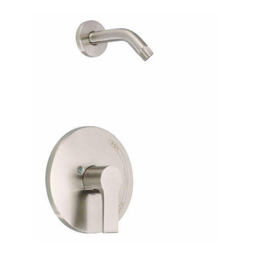 Danze D500587LSBNT South Shore Shower Faucet Brushed Nickel