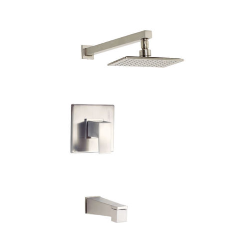 Danze D501062BNT Mid-Town Tub And Shower Faucet