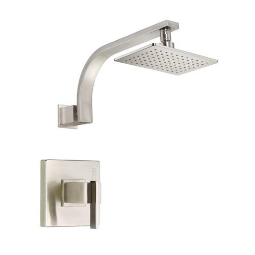 Danze D510544BNT Sirius Shower Faucet Brushed Nickel