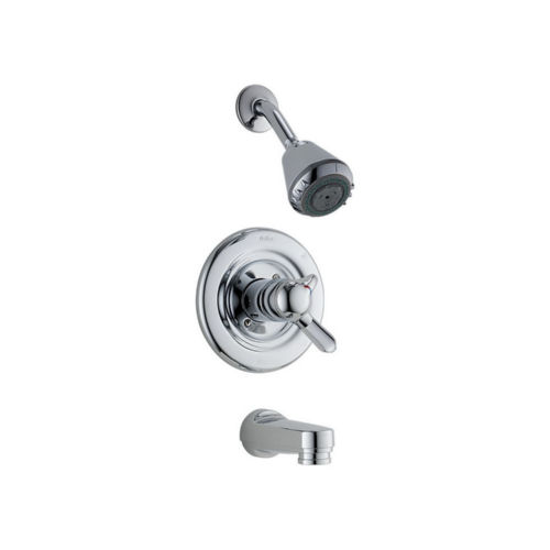 Delta 1748-74 Tub and Shower Faucet Chrome