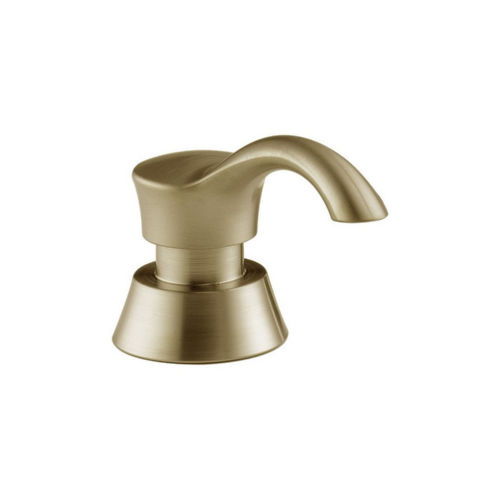 Delta RP50781CZ Gala Kitchen Soap Dispenser Champagne Bronze