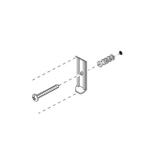 Delta RP64149 Mounting Hardware, Screw, Anchor, Bracket, Set Screw
