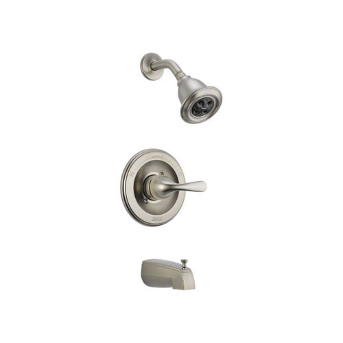 Delta T13420-SSH2OT Tub and Shower Faucet Stainless