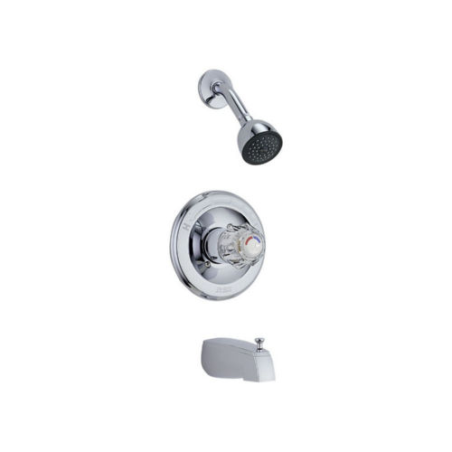 Delta T13422-SOS Tub and Shower Faucet Chrome