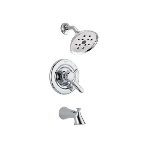 Delta T17438-H2O Lahara Monitor(R) 17 Series Tub And Shower Trim T17438H2O