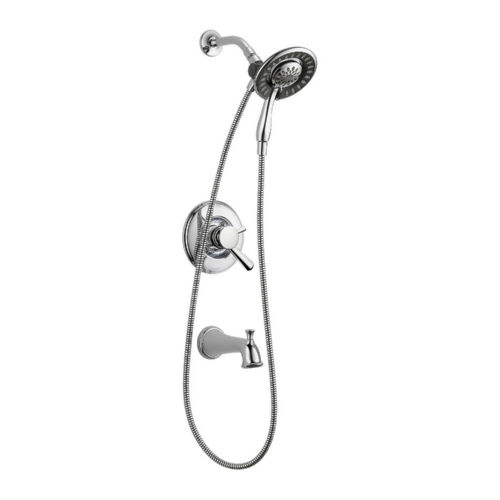 Delta T17493-I Linden Tub And Shower Faucet Chrome