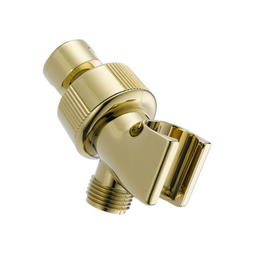 Delta U3401-PB-PK Universal Shower Arm Polished Brass