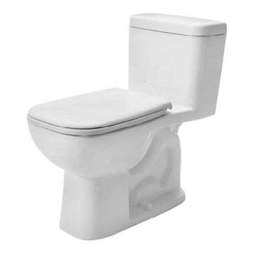 Duravit 0113010082 D-Code Elongated One Piece Toilet White