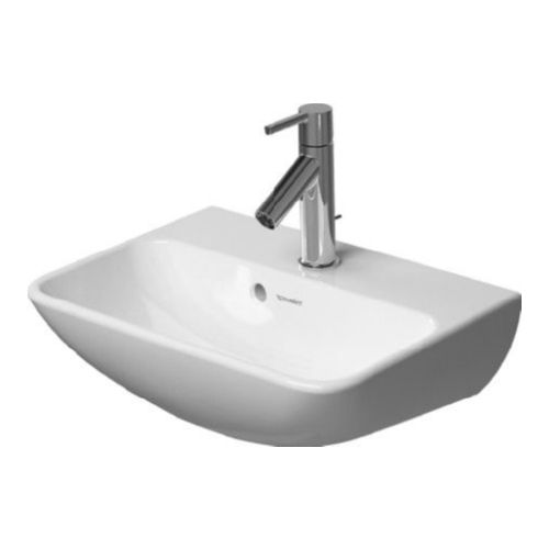 Duravit 0719450000 Me By Starck Wall Mount Vitreous China Bathroom Sink 1