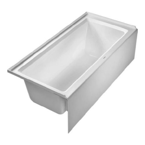 Duravit 700408000000090 Architec Soaking Bathtub White