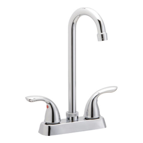 Elkay LK2477CR Everyday Centerset Bar Faucet Chrome
