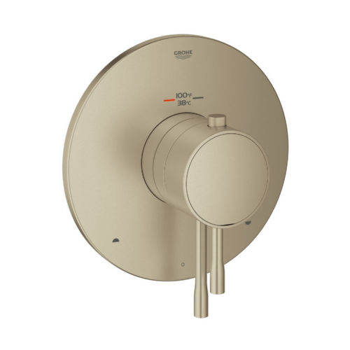 Grohe 19988EN1 Essence Thermostatic Trim Brushed Nickel