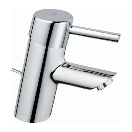 Grohe 34270ENA Concetto Single Hole Bathroom Faucet Brushed Nickel