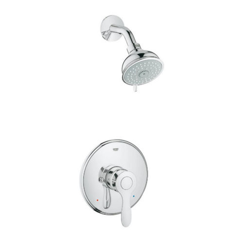 Grohe 35039000 Parkfield Shower Faucet Starlight Chrome