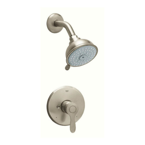 Grohe 35039EN0 Parkfield Shower Faucet Infiniti Brushed Nickel