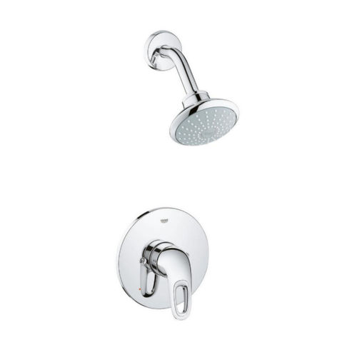 Grohe 35060EN3 Eurostyle Shower Faucet Brushed Nickel