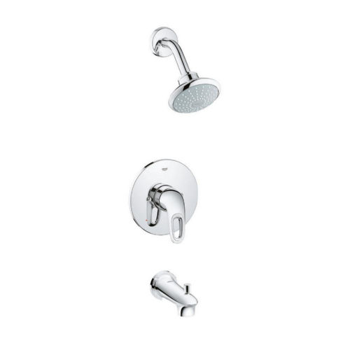 Grohe 35062003 Eurostyle Tub and Shower Faucet Chrome