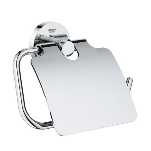 Grohe 40367001 Essentials Toilet Paper Holder Chrome