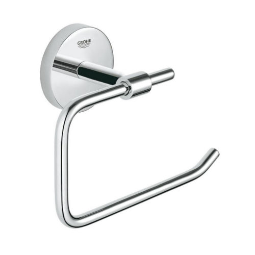 Grohe 40457001 Baucosmo Toilet Paper Holder Chrome