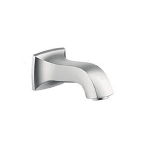 Hansgrohe 13413921 Metris 6.000 Brass Tub Spout Rubbed Bronze