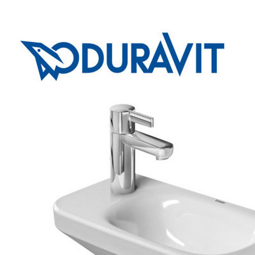 Duravit 791255000001000 Waste And Overflow Kit Chrome
