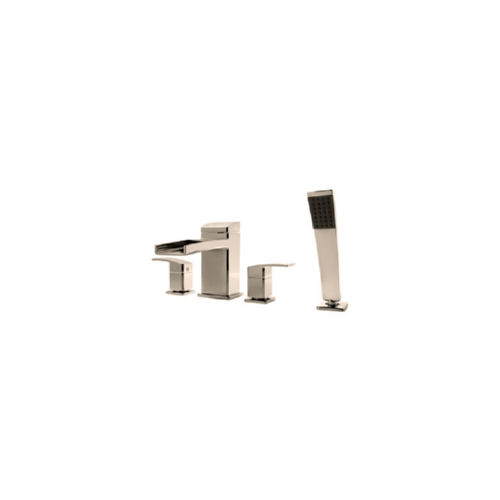 Pfister LG6-4DFK Kenzo Tub Faucet Brushed Nickel